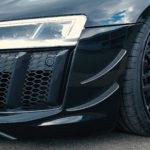 Audi R8 Canard