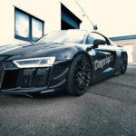 Audi R8 Canard 5