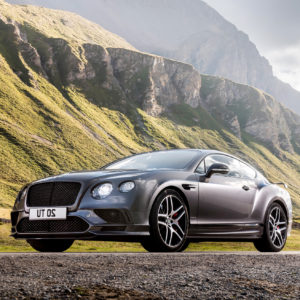 CONTINENTAL SUPERSPORT W12/GTC