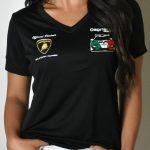 Capristo-Lambo Womens Shirt Cropped