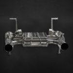 Capristo Lamborghini Aventador SVJ Exhaust