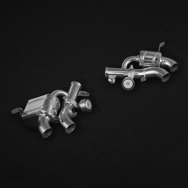 Ferrari-Portofino-Capristo Valve Exhaust