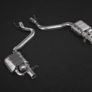 Mercedes E63S AMG Capristo Exhaust System