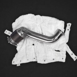 McLaren 720s Cat Heat Blanket