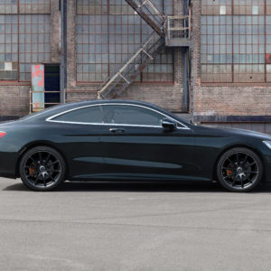 S63/500 Coupe (C217)