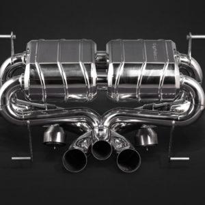 Lamborghini Aventador S LP740 Capristo Valved Exhaust System